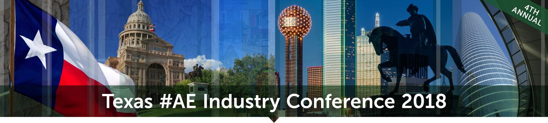 Texas #AE Industry Conference 2018
